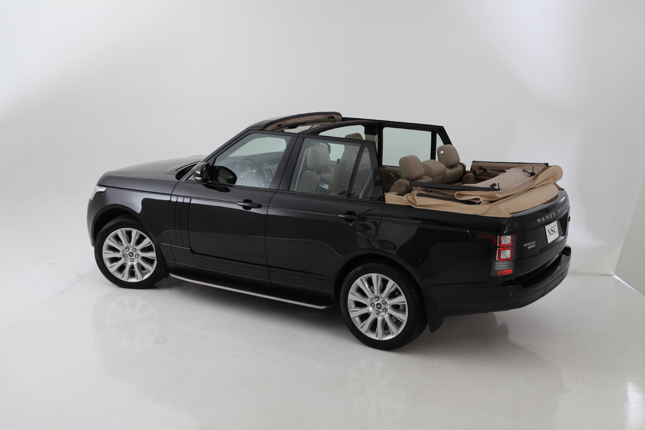 convertible 2013 range rover autobiography is safari luxe autoblog. Black Bedroom Furniture Sets. Home Design Ideas