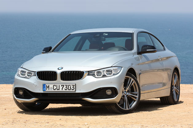 BMW 4 series autoblog driving review