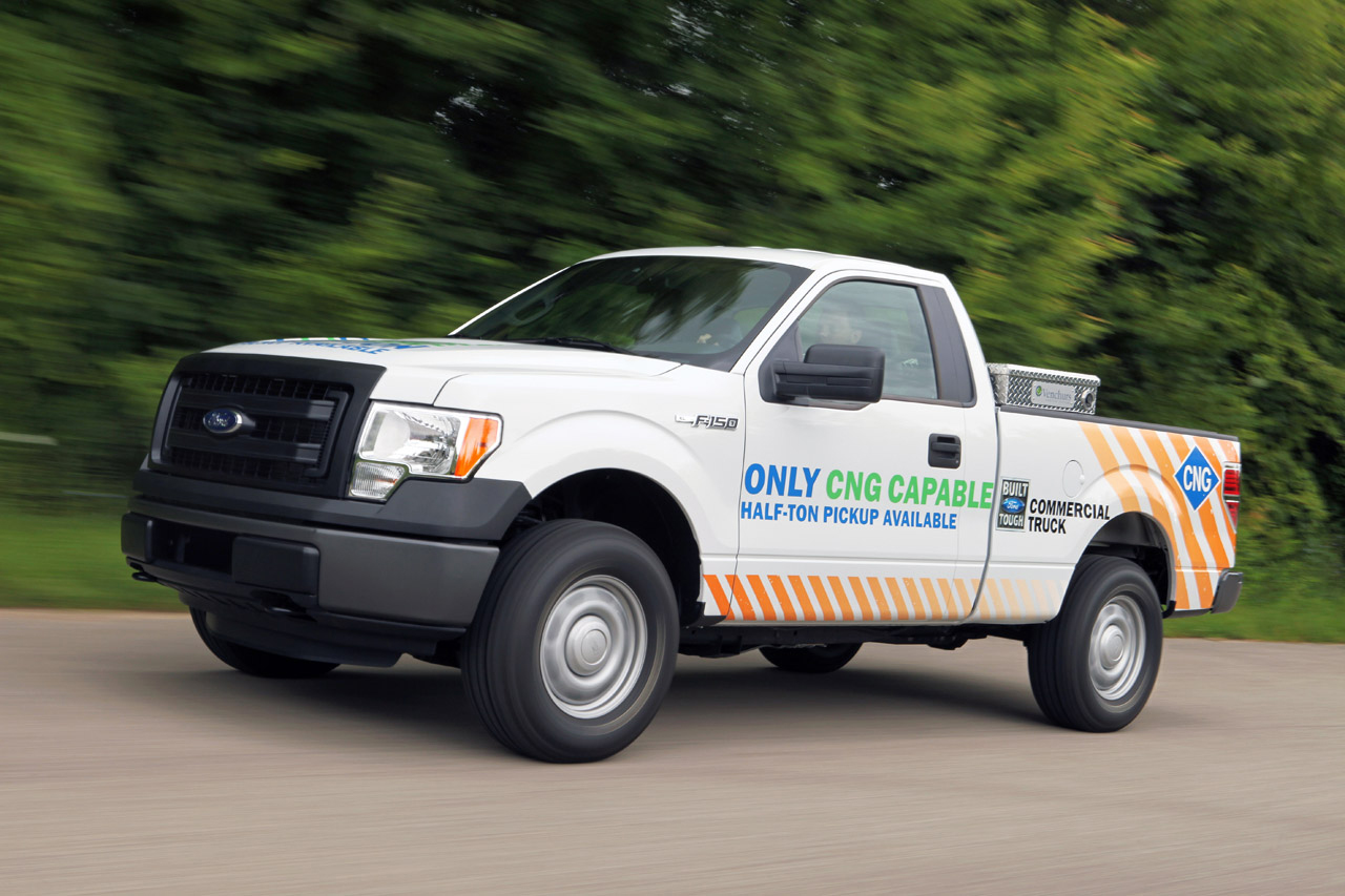 2014 ford f 150 gets cng option autoblog. Black Bedroom Furniture Sets. Home Design Ideas