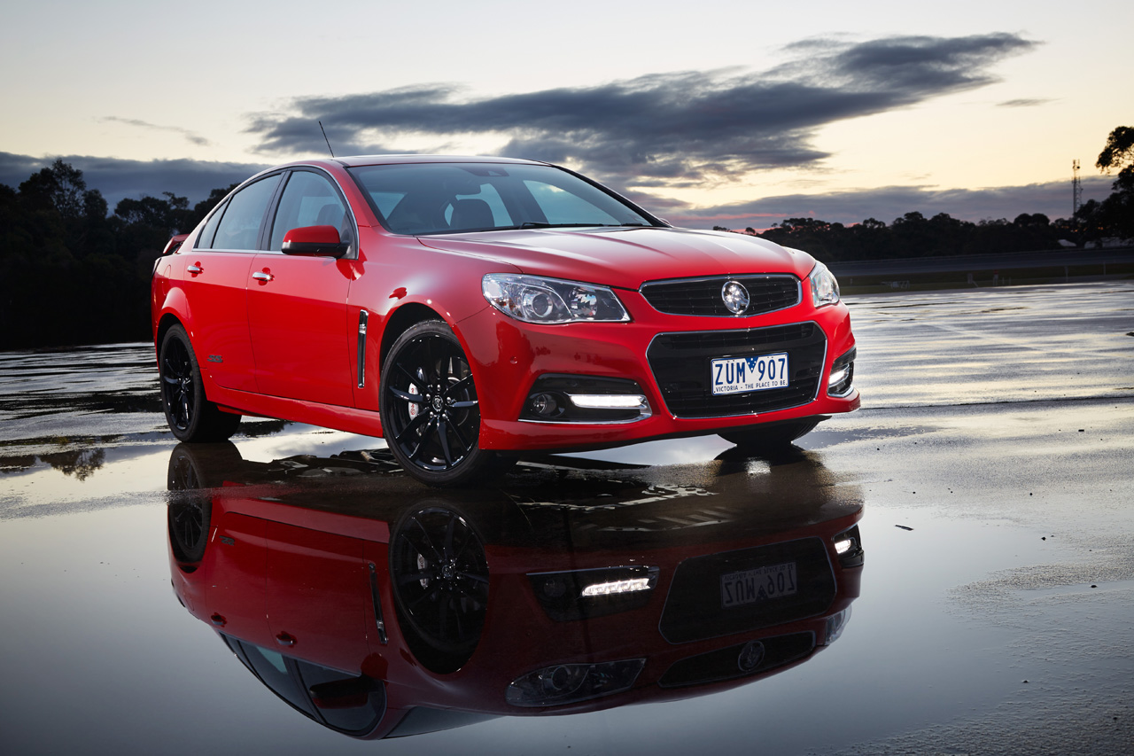 2014 Holden VF Commodore SS V Redline Photo Gallery - Autoblog