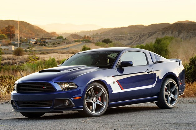 MISC2014 Roush Stage 3 Mustang