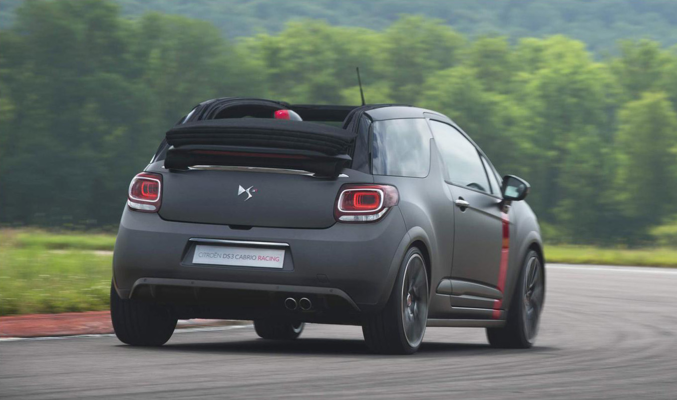 citro n ds3 cabrio racing concept set for goodwood debut autoblog. Black Bedroom Furniture Sets. Home Design Ideas