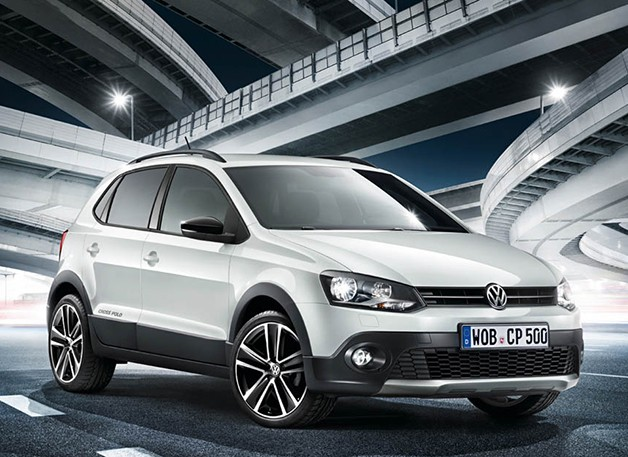 vw readying subcompact crossover next polo for us. Black Bedroom Furniture Sets. Home Design Ideas