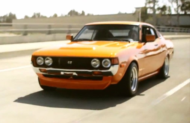 This First Gen Toyota Celica Is One Mean Mother