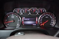 2014 GMC Sierra gauges