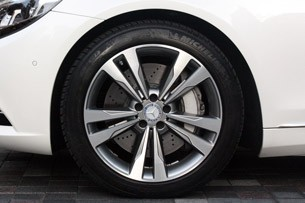 2014 Mercedes-Benz S-Class wheel