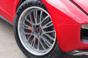 Italdesign Giugiaro Parcour Concept wheel