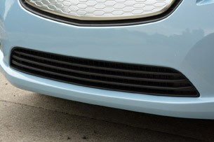 2014 Chevrolet Spark EV lower grille