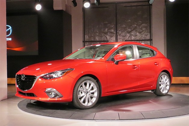 Marvelous The Environmental Protection Agency Has Spoken, And These Are The Miles Per  Gallon Numbers It Has Officially Bestowed On The 2014 Five Door Mazda3  Hatchback ...