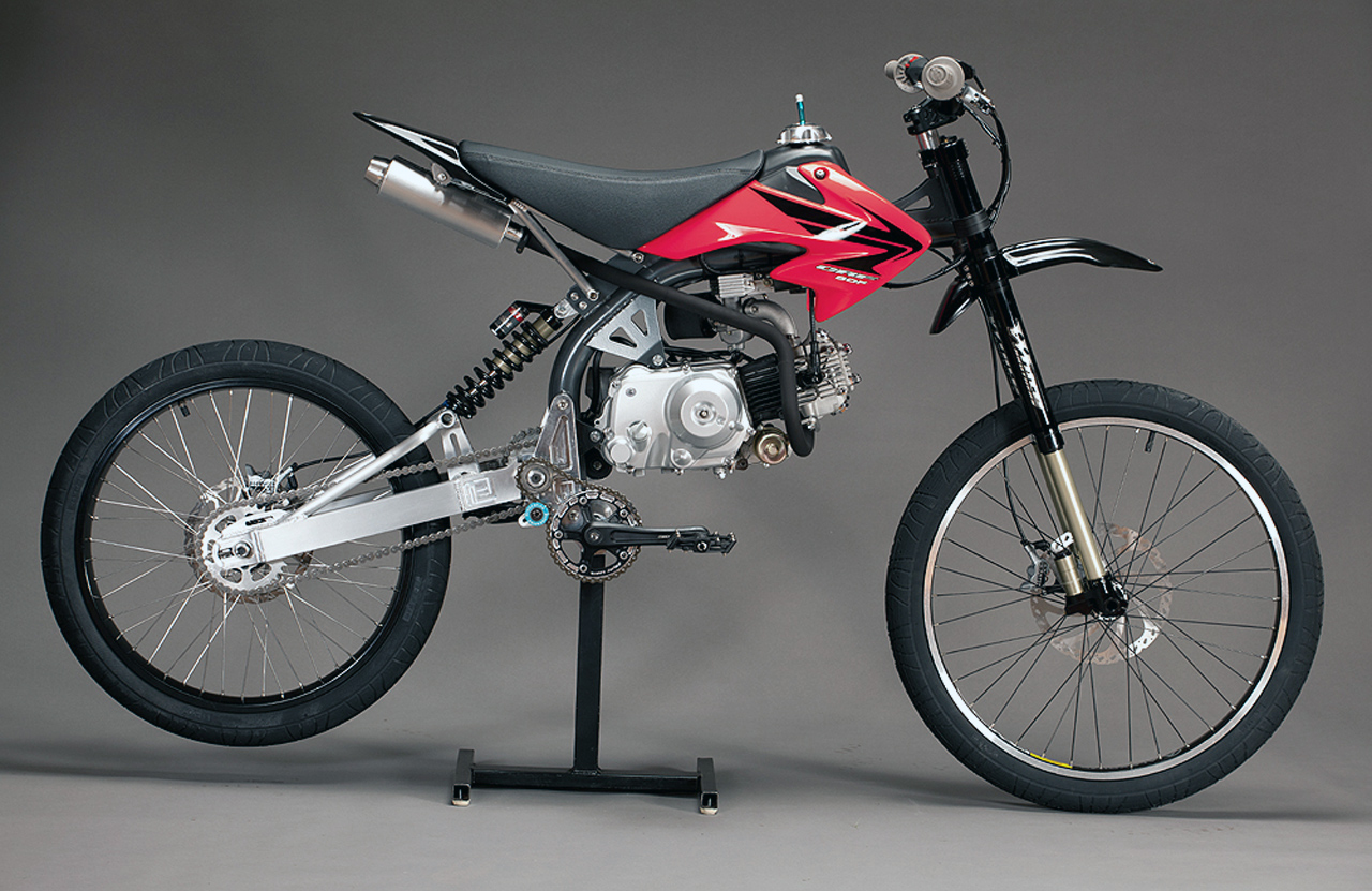 Motopeds motorized bicycle photo gallery autoblog Best frame for motorized bicycle