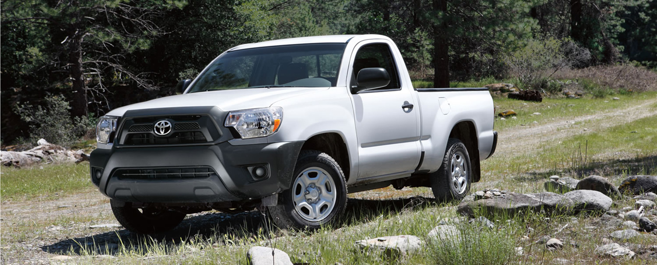 2013 toyota tacoma regular cab photo gallery autoblog. Black Bedroom Furniture Sets. Home Design Ideas