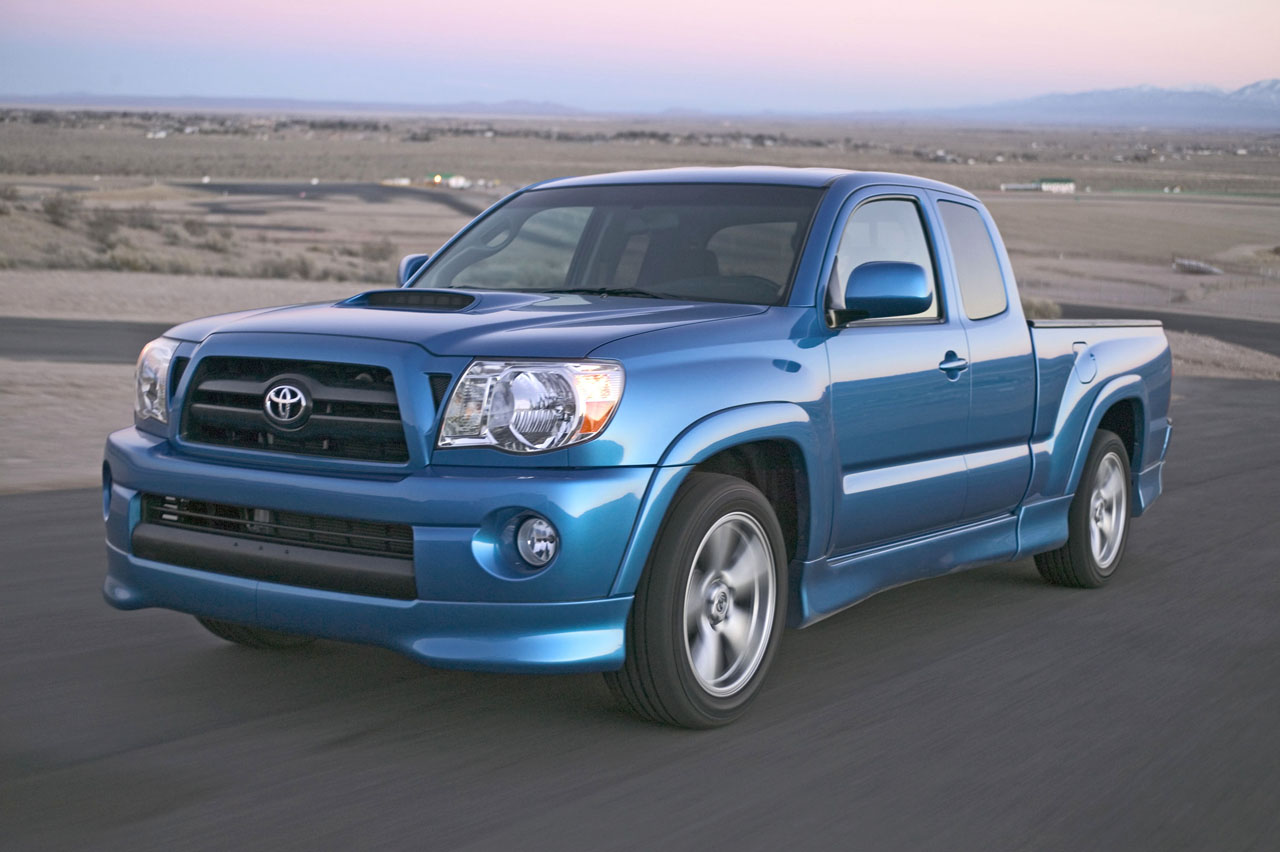 2005 08 Toyota Tacoma X Runner Photo Gallery Autoblog
