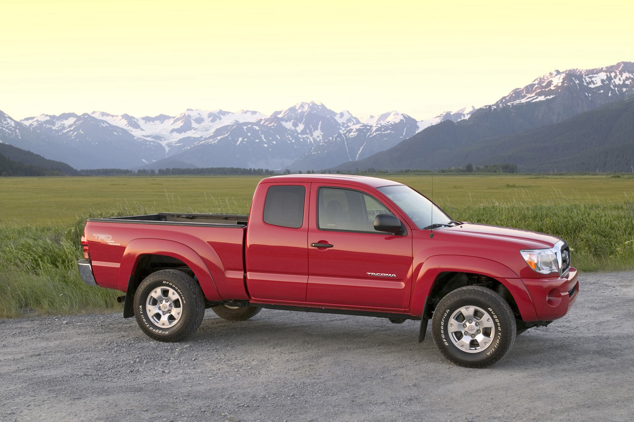 Toyota Tacoma Access Cab >> Toyota pays $3.4 billion in class-action suit over rusty ...