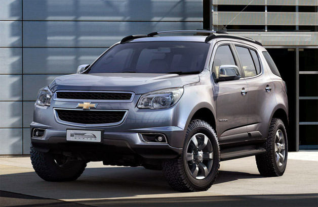 2015 Chevy Trailblazer Ss Chevrolet trailblazer back