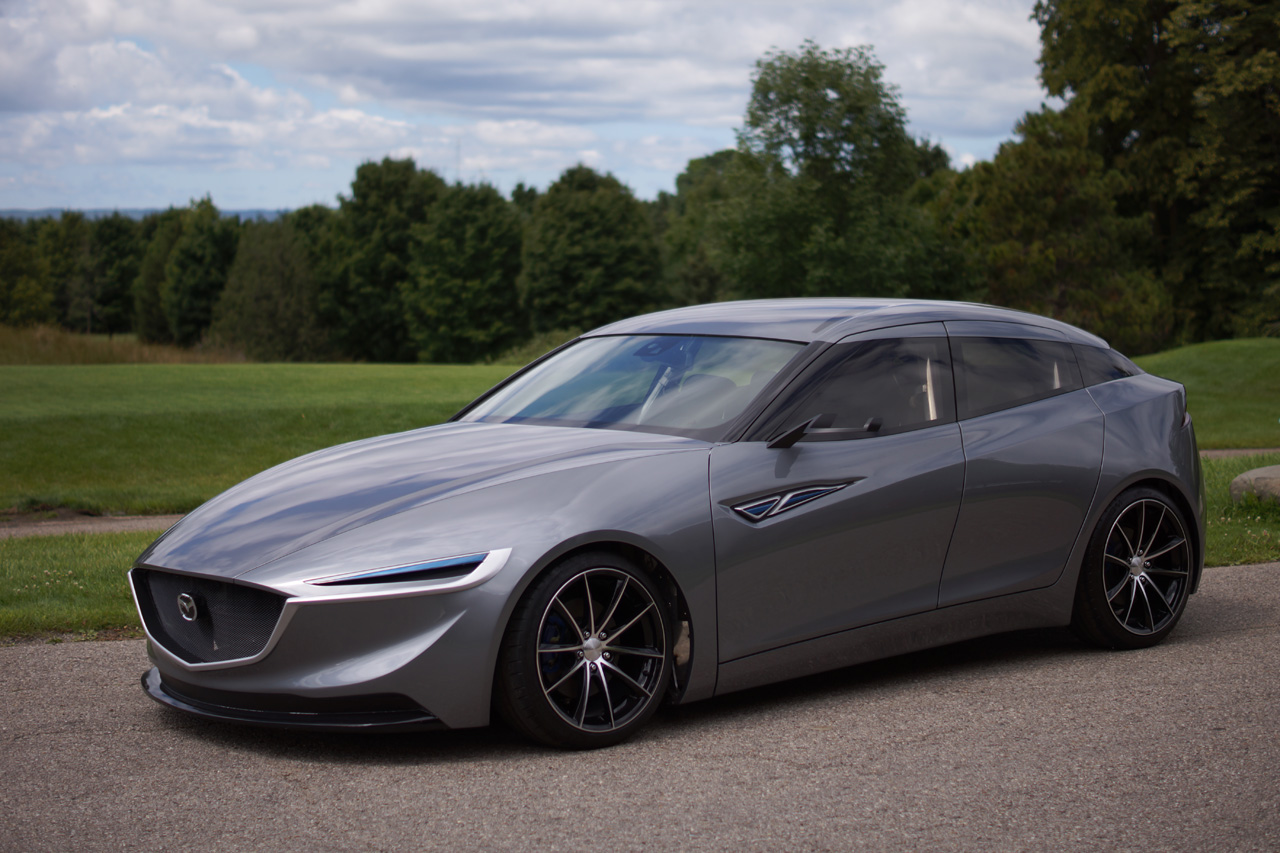 Mazda Certified Pre Owned >> Mazda and Clemson collaborate on Deep Orange 3 concept - Autoblog