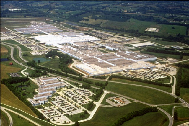 General Motors' Spring Hill Assembly