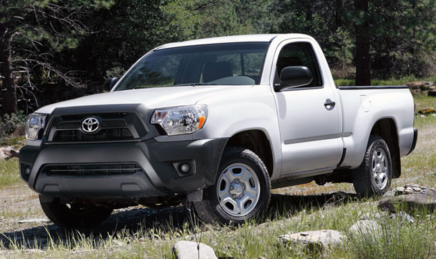 toyota to drop regular cab tacoma as small pickups take another hit. Black Bedroom Furniture Sets. Home Design Ideas