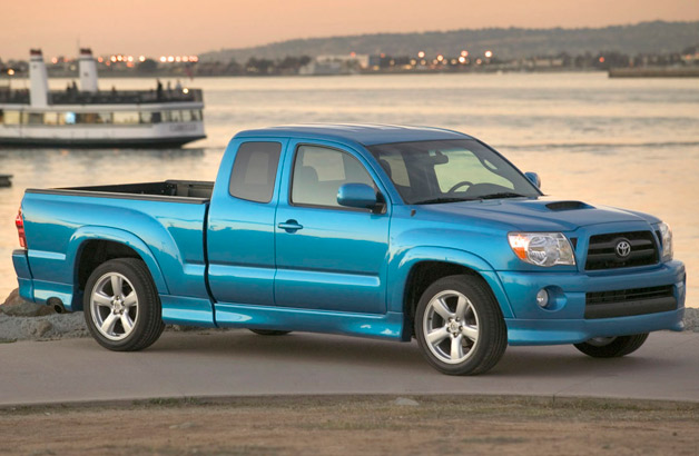 toyota tacoma x runner dead. Black Bedroom Furniture Sets. Home Design Ideas