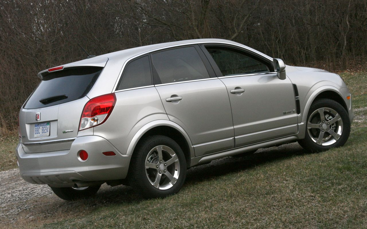 abg garage 2008 saturn vue hybrid photo gallery autoblog. Black Bedroom Furniture Sets. Home Design Ideas