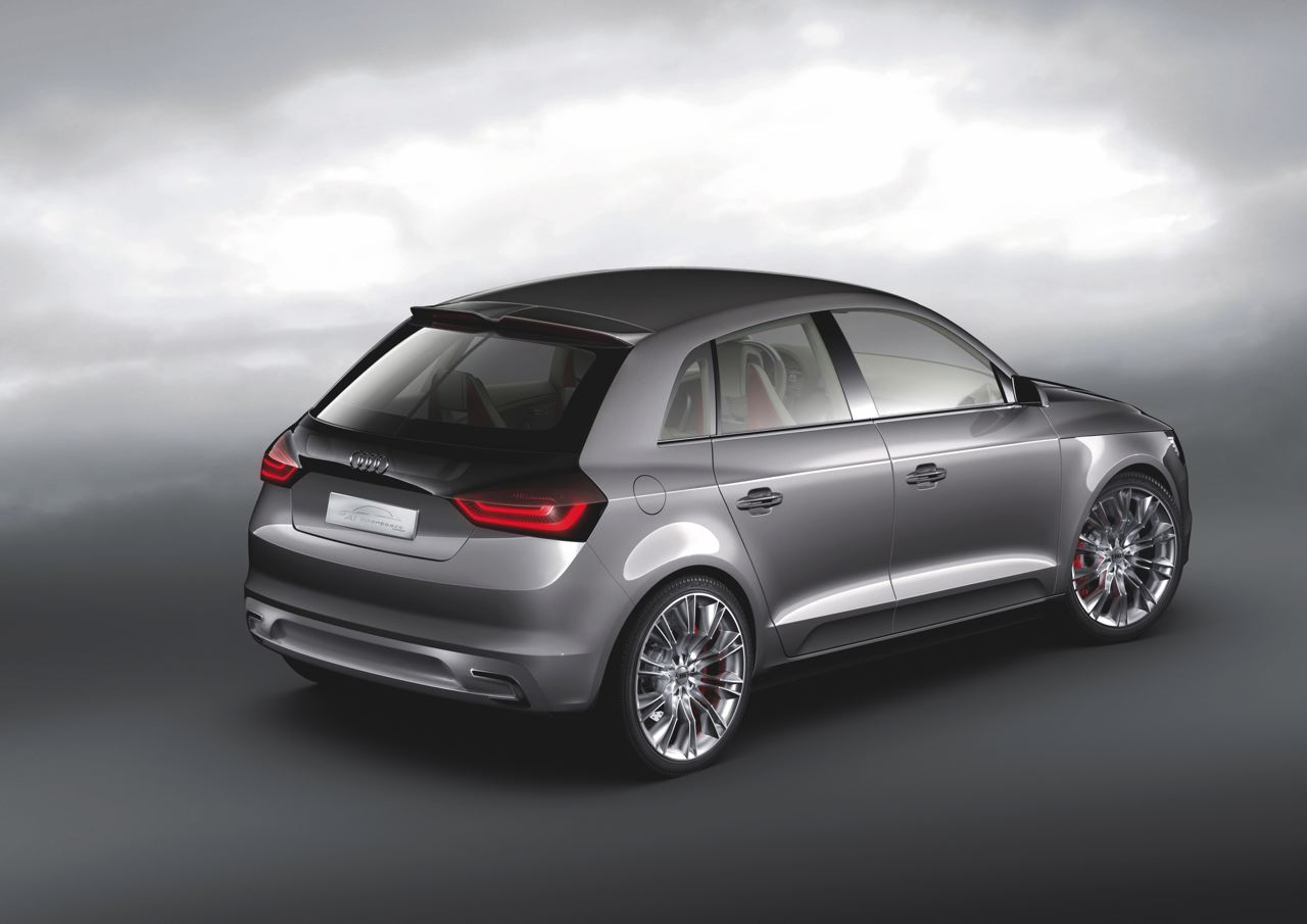 audi a1 sportback concept photo gallery autoblog. Black Bedroom Furniture Sets. Home Design Ideas