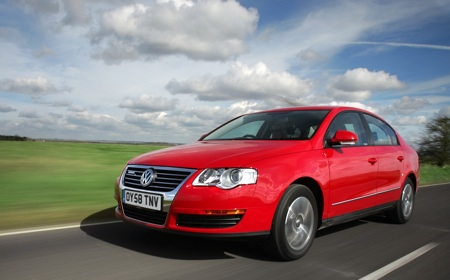 VW Passat BlueMotion 2