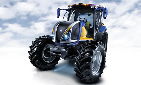 H2 Tractor 2 580