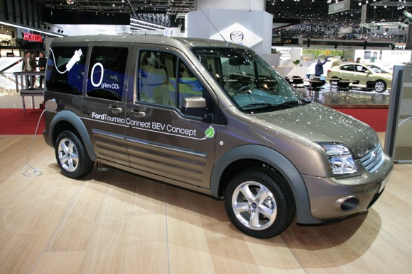 araç:ford tourneo connect
