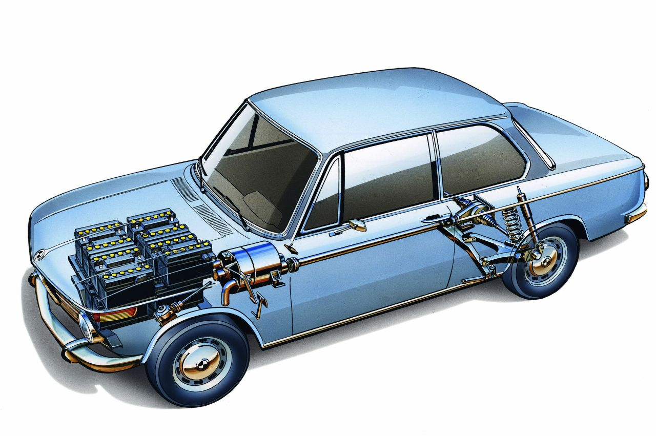 Bmw Ev Historic Cars Photo Gallery Autoblog Electric Vehicle Wiring Diagram