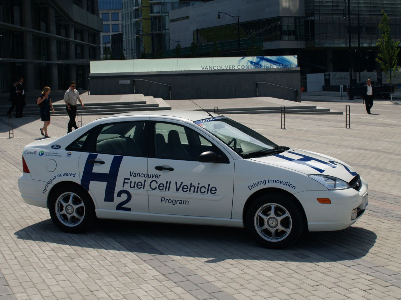 Vancouver Fuel Cell Vehicles Photo Gallery Autoblog