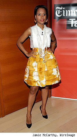 kerry washington style. Kerry Washington