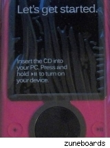 pink zune?