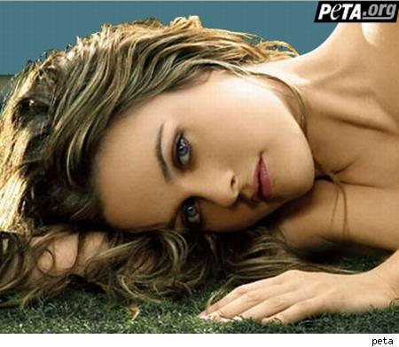 Alicia Silverstone fights back for vegetarians