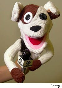 Companies that vanished: Pets.com -- the sock puppet dies ...