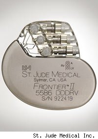 St jude medical stock options