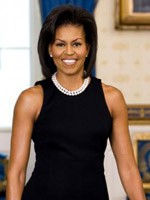 Move over Oprah -- Michelle Obama's got the touch