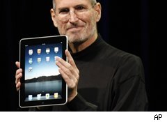 Steve Jobs Apple (AAPL) iPad