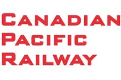 Canadian Pacific Railway (CP) logo