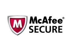 McAfee (MFE) logo