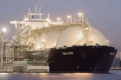 natural gas (LNG) tanker