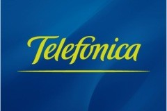 Telefonica (TEF) logo