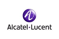 Alcatel-Lucent (ALU) logo