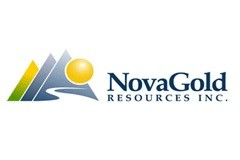 NovaGold (NG) logo