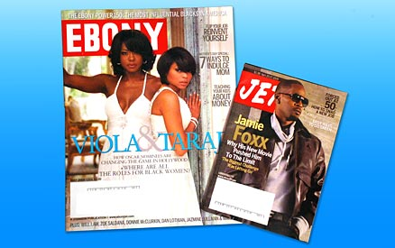 Ebony and Jet magazines. Is Ebony for sale?