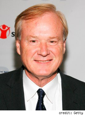 Chris Matthews forgot he was black