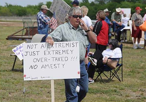 4468905303 32bf5a05fa TEABONICS: A Look at the Creative and Often Misspelled Signs of the Tea Party Protesters