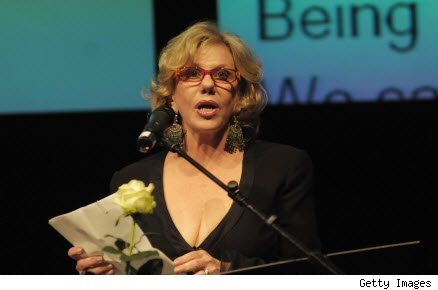 Erica Jong on Oprah, Huffington Post