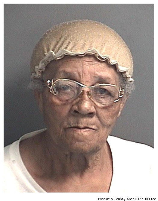 87-Year-Old Grandma Gets Busted Selling Crack