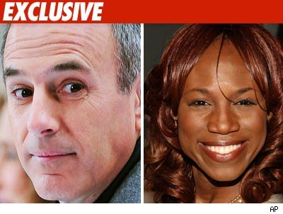 Matt Lauer cheats on wife with whiney houston's half-sister alexis
