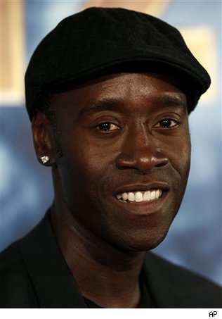 Actor Don Cheadle Named UN Goodwill Ambassador