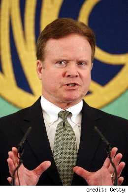 Virginia Senator Jim Webb Calls For End To Government Diversity programs